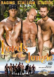 Lords Of The Jungle DVD Cover
