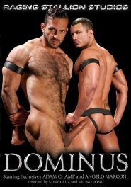 Dominus DVD Cover