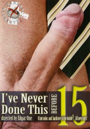 I've Never Done This Before #15 DVD Cover