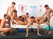 Raw Gangbang Therapy, Scene #02