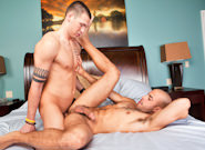 On The Set - Austin Wilde & Jay Cloud