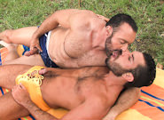 Gay Videos XXX : FUR MOUNTAIN - Brad Kalvo -amp; Damien Stone!