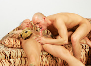 Gay Orgy GroupSex : Breeding Devil #02 - Devil -amp; Joe Justice!