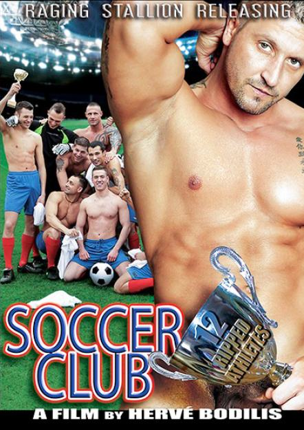 Soccer Club Dvd Cover