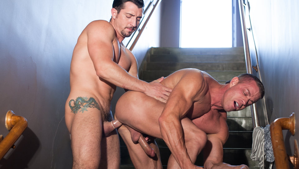 Jimmy Durano And Tyler Saint, Scene #01