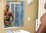 Gay Ebony Studs : Colton - Colton!
