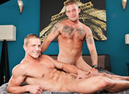 On The Set - Marcus Mojo & Caleb Colton
