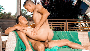 Smoldering Hot : Paddy O'Brian, Randy Dixon