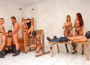 Bareback Bisex Fem-Dom, Scene #01