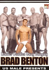 Leather Daddies Gang Banging Brad Benton