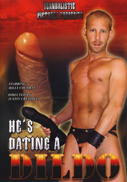 He's Dating A Dildo DVD Cover