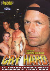 Cry Hard Dvd Cover
