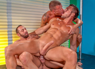 Stripped 2: Hard For The Money : Fabio Stallone, Tomas Brand, Logan Rogue