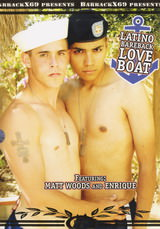 Latino Bareback Love Boat Dvd Cover