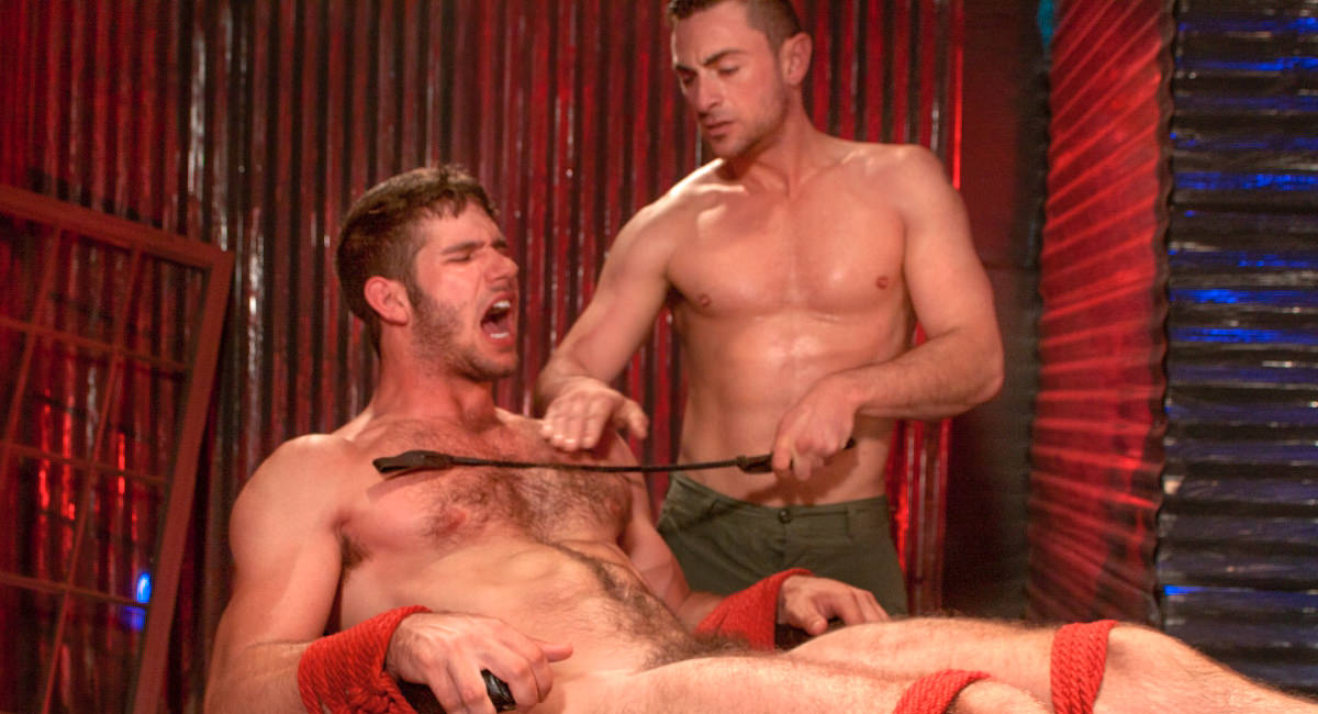 Gay Fetish Sex : Safeword - Tristan Phoenix -amp; Jimmy Fanz!