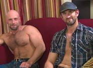 Gay Anal Porn : CJ Parker -amp; Dirk Willis Interview - CJ Parker -amp; Dirk Willis!