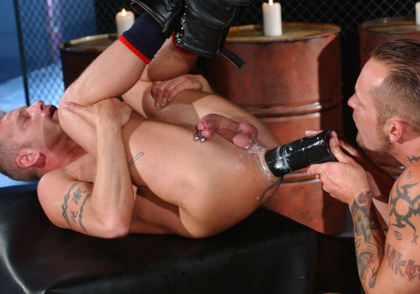 Fetish Force: Nick Piston & Billy Cochran - Big On The Inside