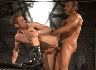 Anal Assault : Billy Berlin, Alessio Romero