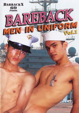 Bareback men in uniform vol 1