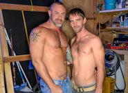 Gay Anal Porn : HARD WORKING STIFF - Joe Parker -amp; CJ Madison!