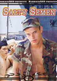 Salty semen DVD Cover