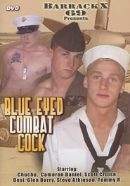 Blue eyed combat cock DVD Cover