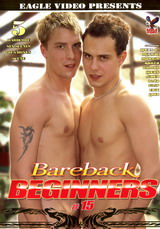 bareback beginners #15 Dvd Cover