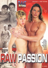 Raw Passion Dvd Cover