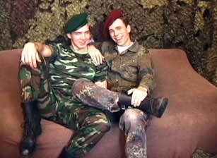 Soldiers From Eastern Europe #02, Scene #01