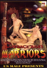 Bareback Bisex Warriors Dvd Cover