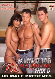 Bareback Bi Sex Lovers #05 DVD Cover