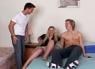 Bareback Bi Sex Lovers #04, Scene #02