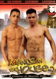 L.A.Tinos In The House #02 DVD Cover