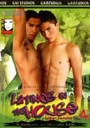 L.A.Tinos In The House #04 DVD Cover