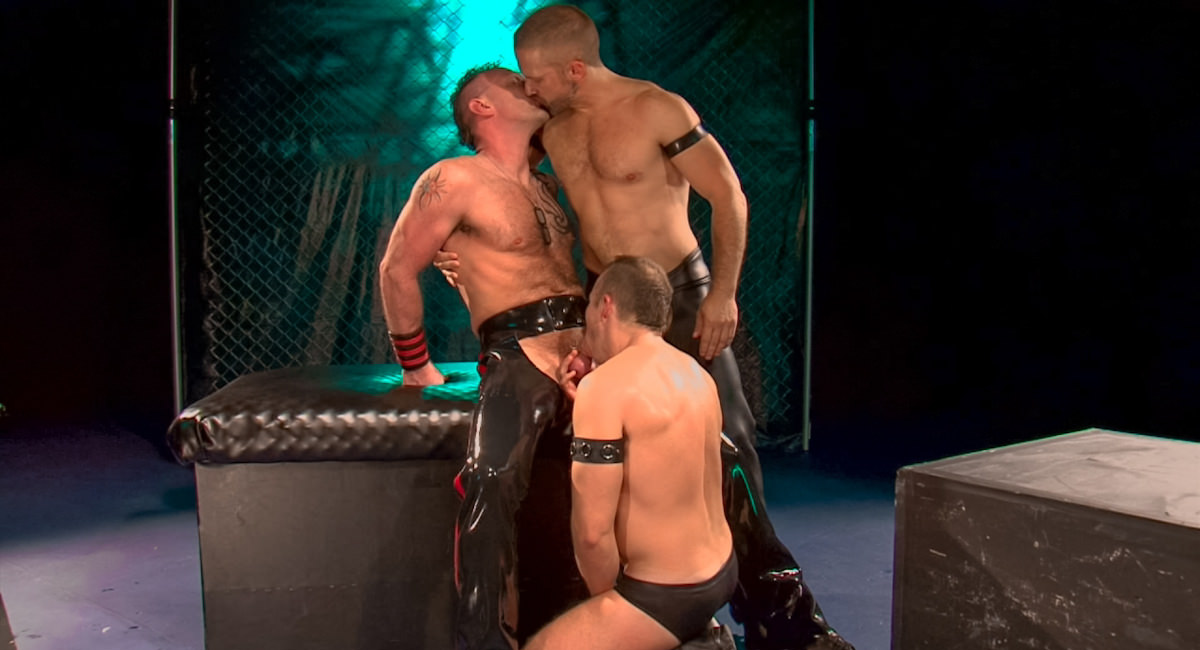 Gay Fetish Sex : Invasive Procedures - Dirk Caber -amp; Tibor Wolfe -amp; Ethan Hudson!