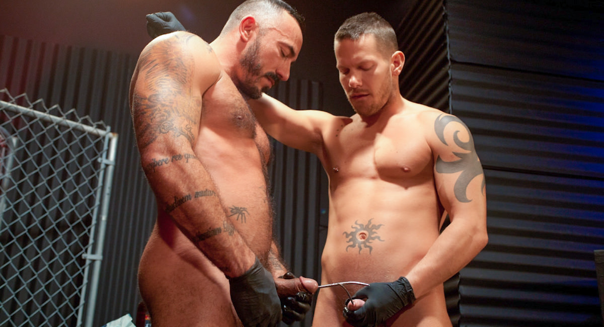 Gay Fetish Sex : Hoodies - Angelo Marconi -amp; Shane Frost!
