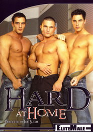Hard At Home DVD Cover