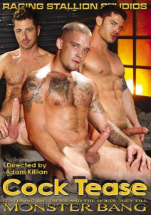 Cock Tease DVD Cover