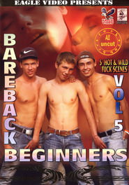 Bareback Beginners #05 DVD Cover