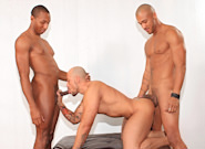 Gay Ebony Studs : Tenant Behavior - Jordano Santoro -amp; Kiern Duecan -amp; Pharrell!