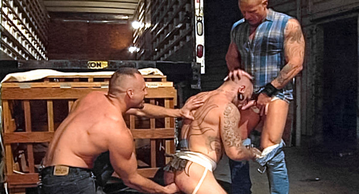 Gay Fetish Sex : Fallen Angel #03 - Bud -amp; Cole Tucker -amp; Keith Webb!
