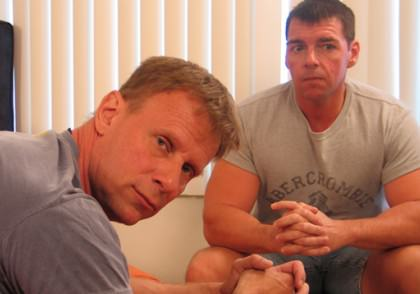 Brok and Mark The Movie, Scene #01