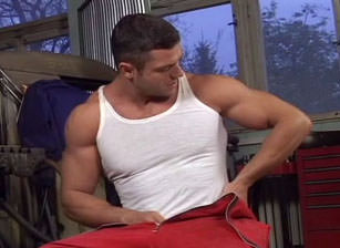 Muscle And Cum #04, Scene #08