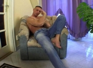 Muscle And Cum #03, Scene #05