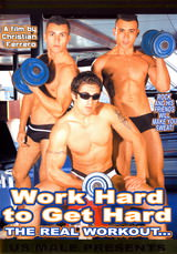 Work Hard To Get Hard Dvd Cover
