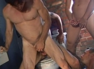 Jason s Crew Hard Hat Daddy Gangbang, Scene #04