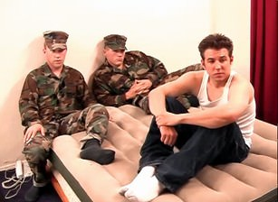 Celebrating American Military Cock #01, Scene #02