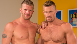 Landon Conrad and Jeremy Stevens