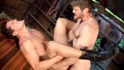 MEMBERS BONUS - Cowboys Part 1 : Colby Keller, Parker London