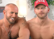 Gay Anal Porn : Matt Stevens And Jeremy Stevens Interview - Matt Stevens -amp; Jeremy Stevens!